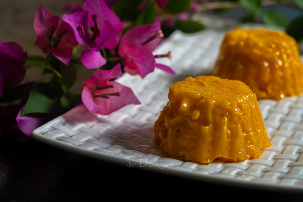 %easy mango pudding recipe debjanir rannaghar