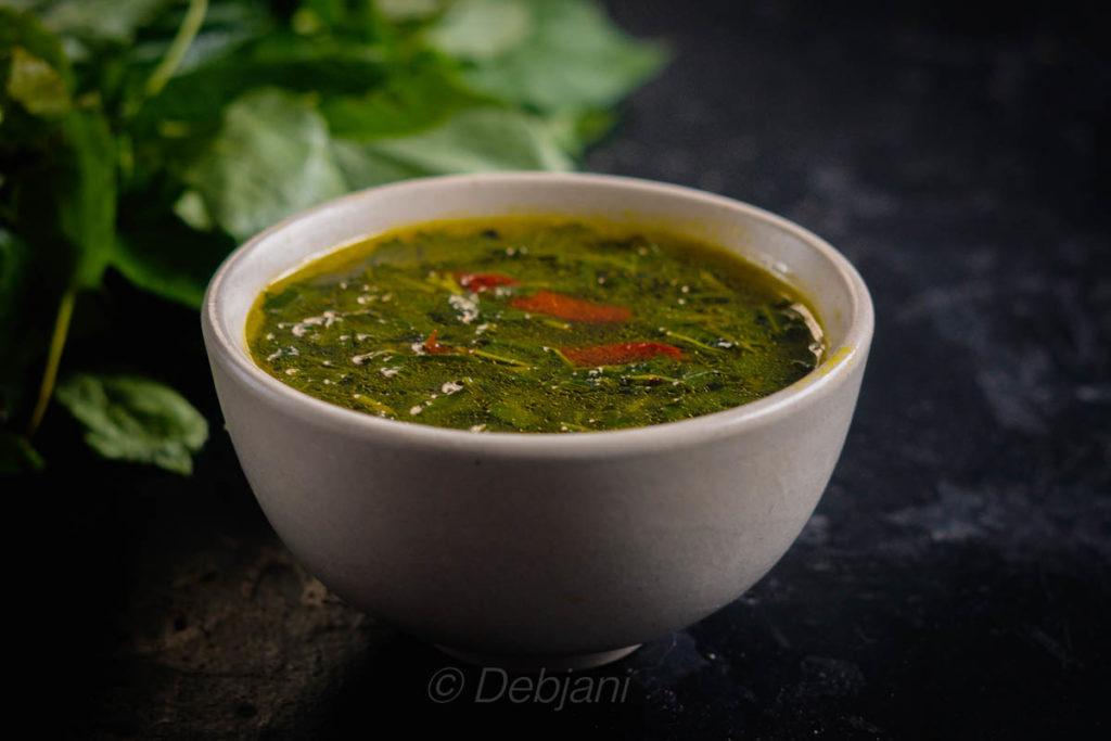 %Pat Shaker Jhol recipe debjanir rannaghar