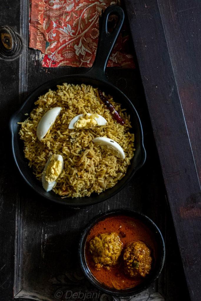 %Indian pork meatball curry recipe debjanir rannaghar