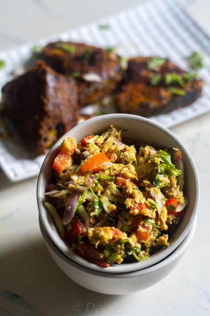 %Bengali Maach Makha recipe debjanir rannaghar