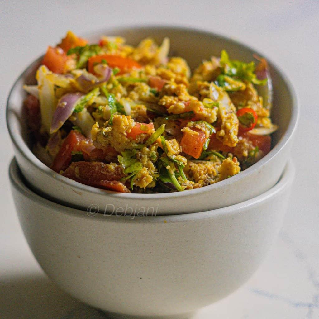 %Maach Makha recipe debjanir rannaghar